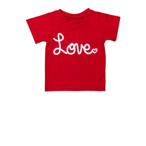 Love Heart Top