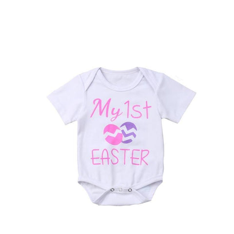 My 1st Easter egg Babygrow