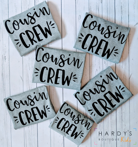 Cousin Crew T-shirts