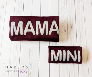 Mama & Mini Family Set