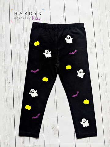 Personlised Halloween Leggings