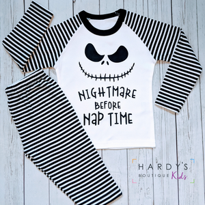 Nightmare before... Pyjamas