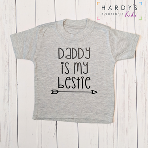 Daddy is My Bestie Top