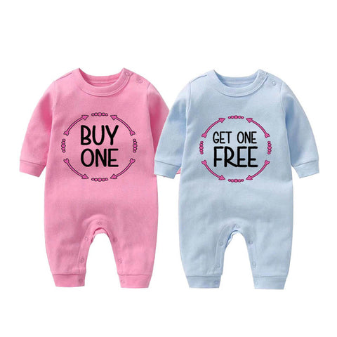 Buy One Get One Free Twin Family Set