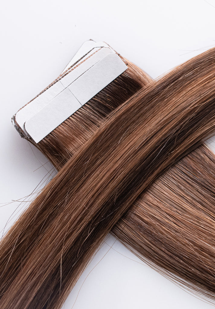 "Color 5/7 Blend - 18"" and 22"" Straight"