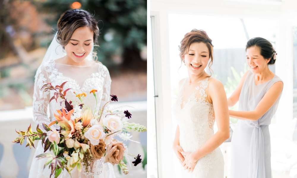 Soyi Bridal Makeup and Hair