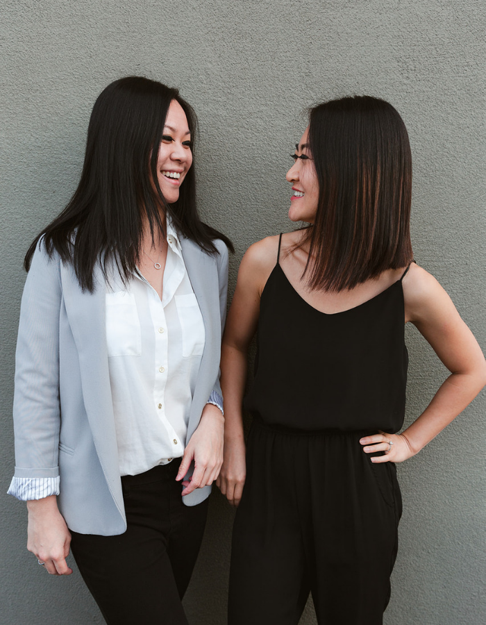 East Meets Dress Cofounders, Jenn Qiao and Vivian Chan, Modern Asian-Americans
