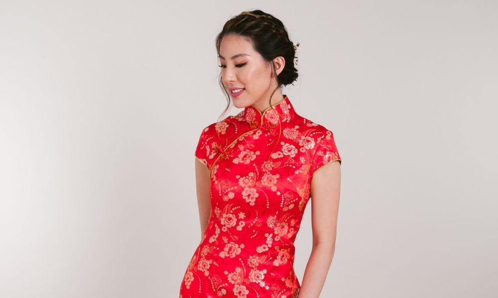 Traditional Chinese Wedding Dress Styles, Chinese Wedding Cheongsam