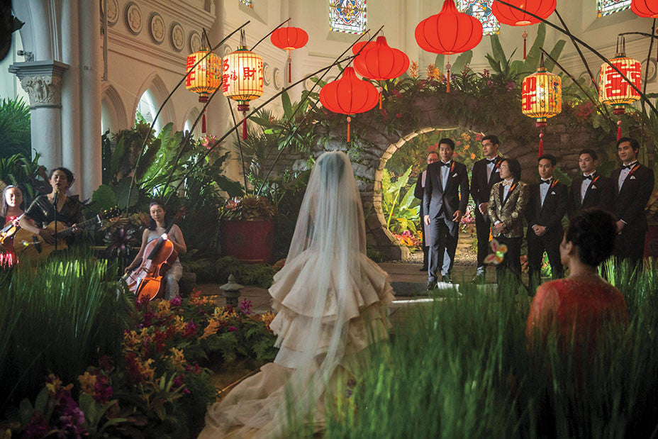 3 Wedding Goals from Crazy Rich Asians