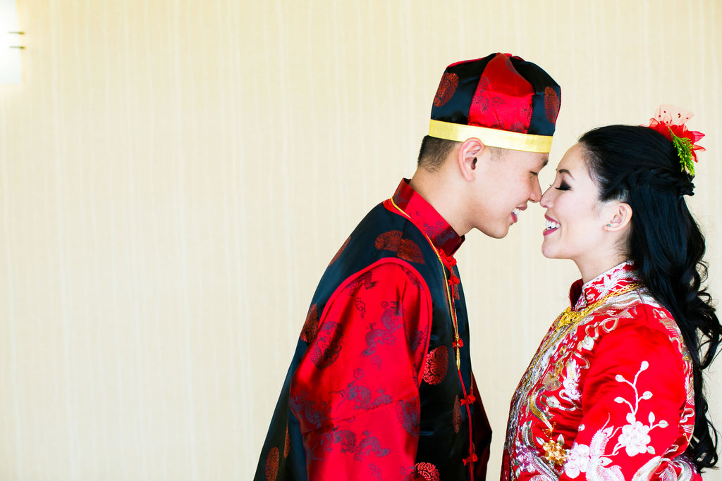Best Los Angeles Chinese Wedding Planners Orange Blossom