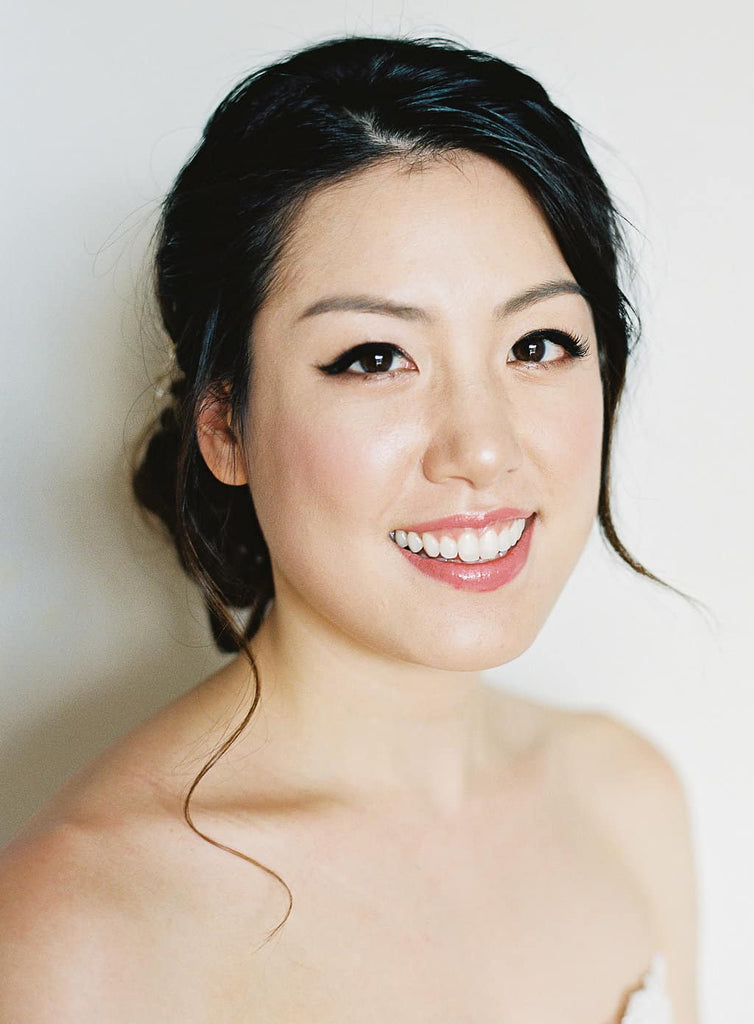 Best Boston Wedding Makeup and Hair for Asian Brides