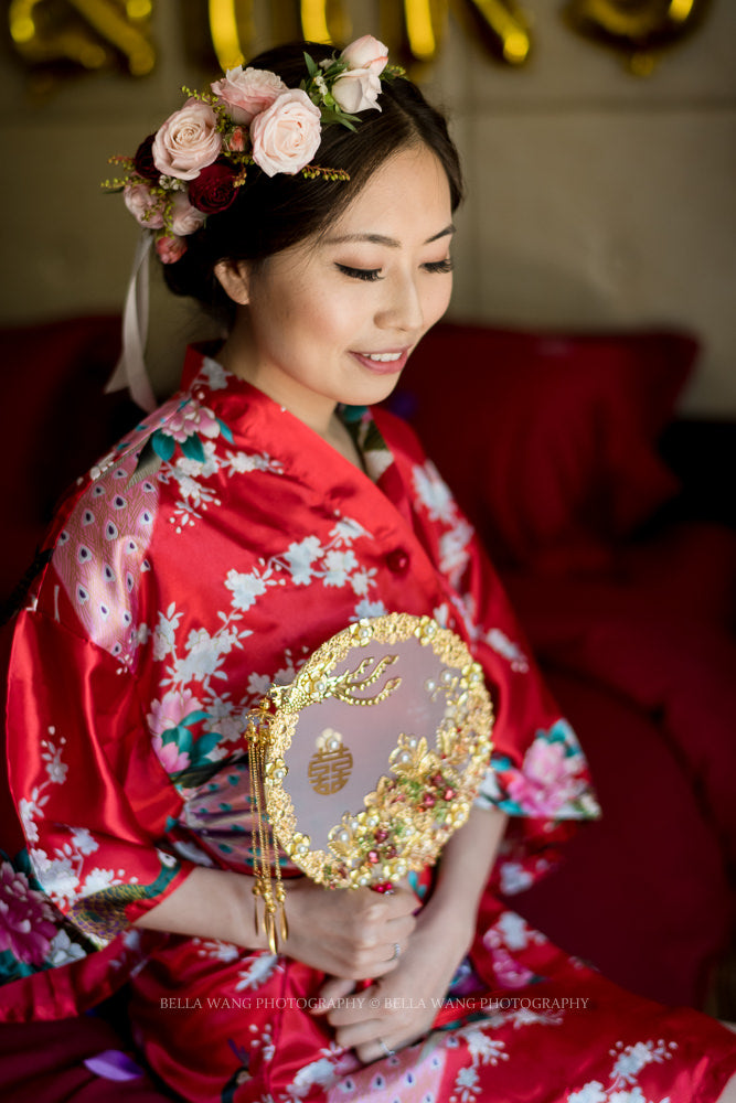 Best Boston Asian Bridal Makeup and Hair