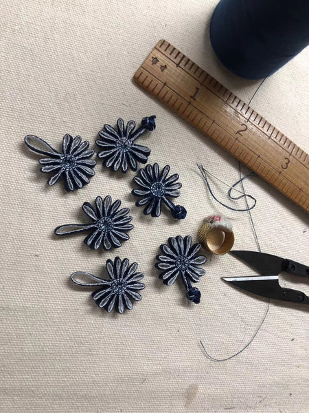 Most Beautiful Pankou Knots, Chinese Button Frog Closure Styles, How to Make