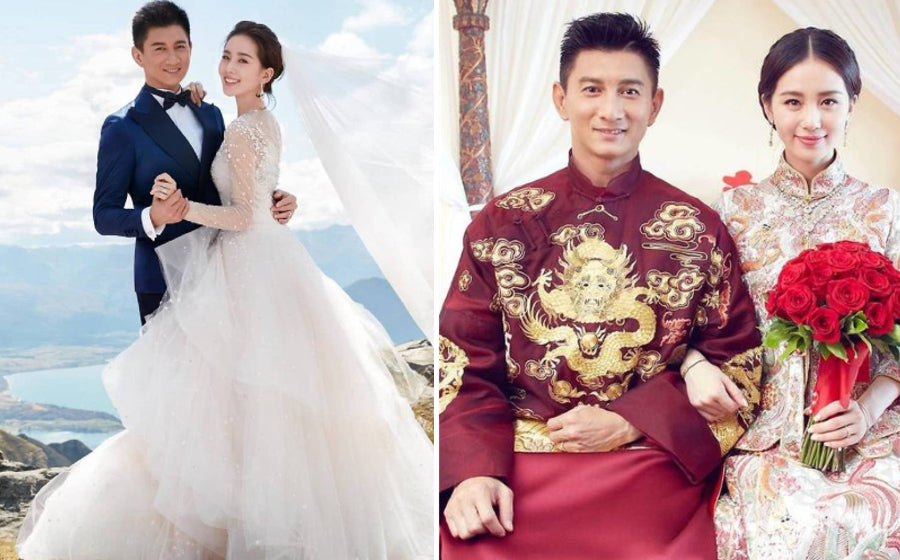 Crazy Rich Asian Weddings, Chinese Wedding of Cecilia Liu, Chinese Wedding Dress