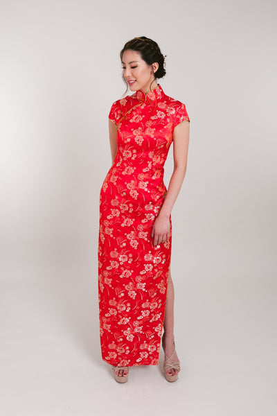 East-Meets-Dress-Gemma-Qipao-Wedding-Dress, How to Choose the Best Qipao For Your Wedding