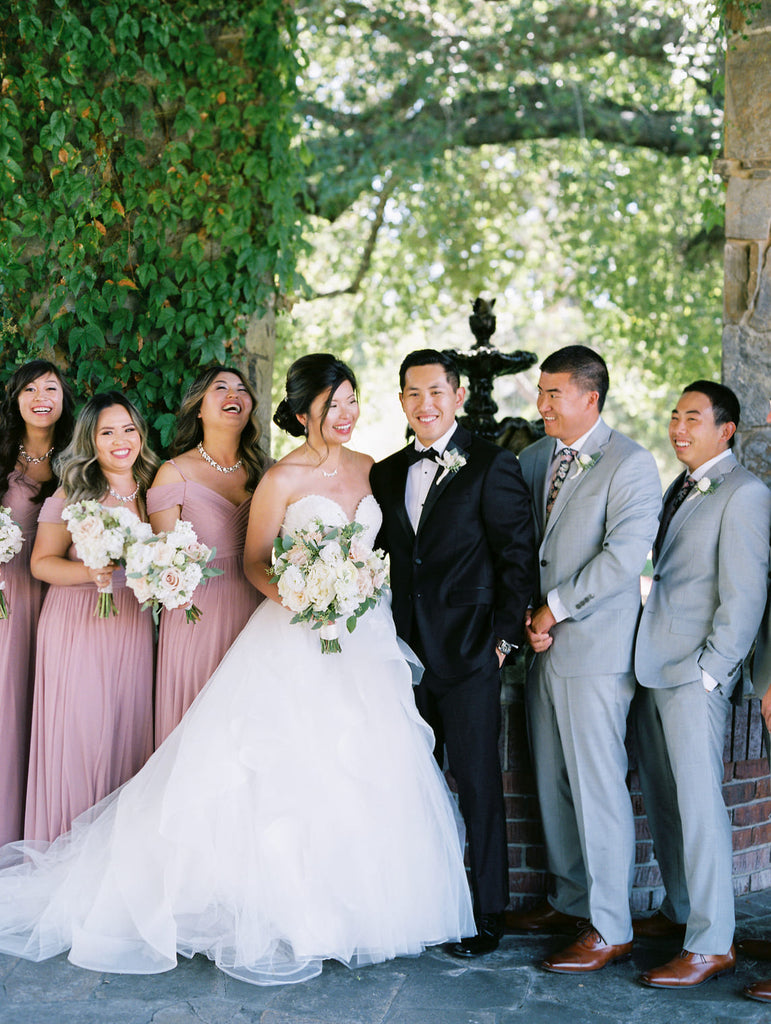 East Meets Dress Asian American Wedding Photography by Cassie Valente