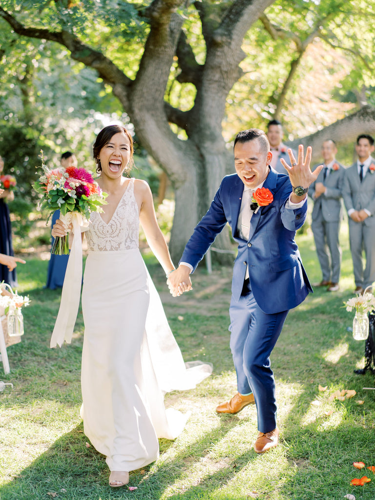 Asian American Wedding Photographer Cassie Valente Interview with East Meets Dress