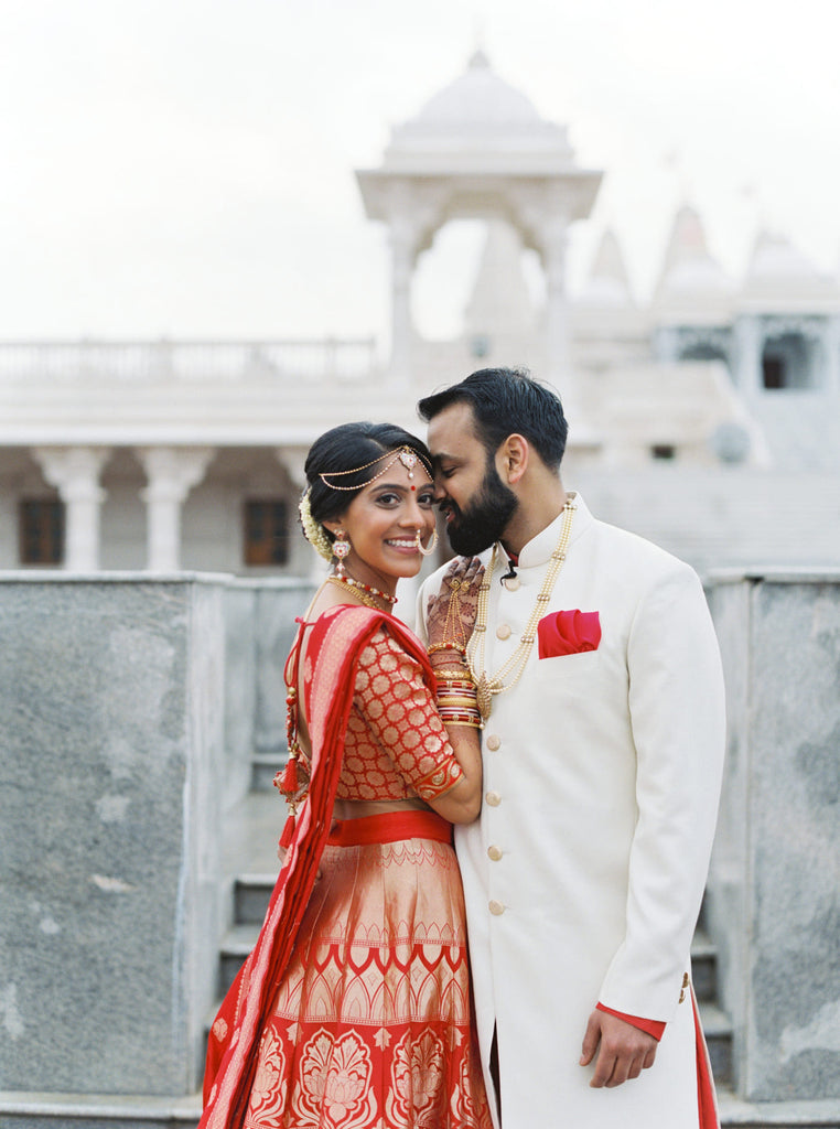 Indian Asian American Wedding Dress Tradition