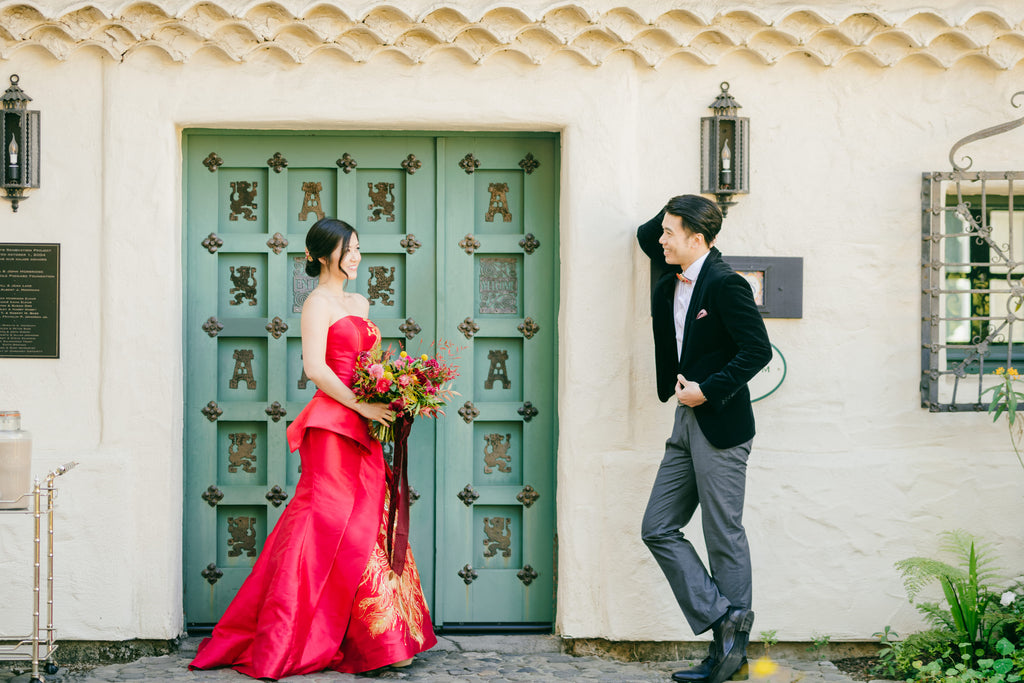 East-Meets-Dress-Chinese-Wedding-Engagement-Shoot-Allied-Arts-Guild