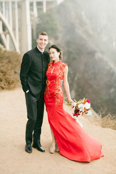 4 Chinese Groom Outfit Ideas For Your Chinese Wedding East Meets Dress