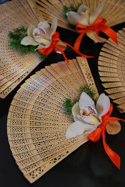 5 Must-Have Chinese Wedding Symbols For Your Wedding, Chinese Lilies, By East Meets Dress