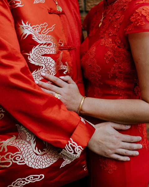5 Must-Have Chinese Wedding Symbols For Your Wedding, Dragon Animal Symbolism, By East Meets Dress