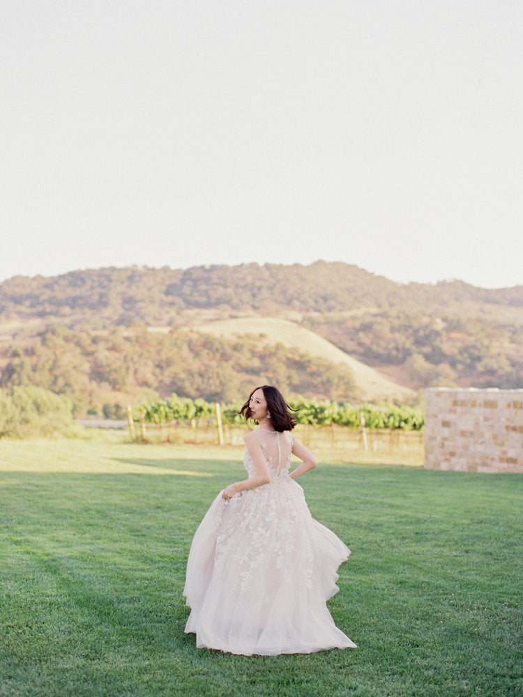How to Not Be Camera-Shy and Other Tips from Wedding Photographer Jen Huang