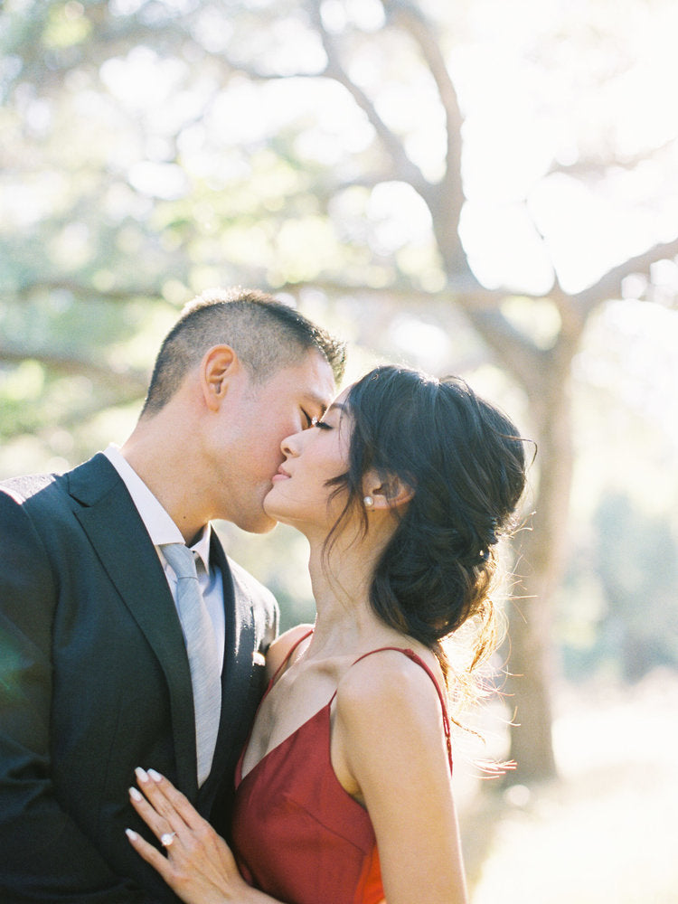 How to Not Be Camera-Shy and Other Tips from Wedding Photography Jen Huang