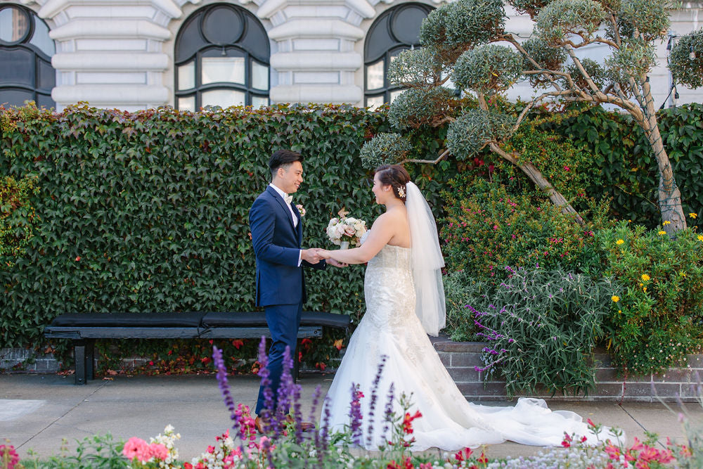 Best Asian American Wedding Photographer in the Bay Area