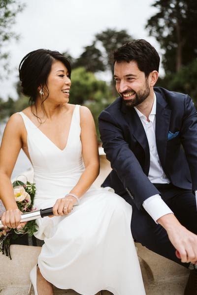 Differences between Chinese and American wedding dresses