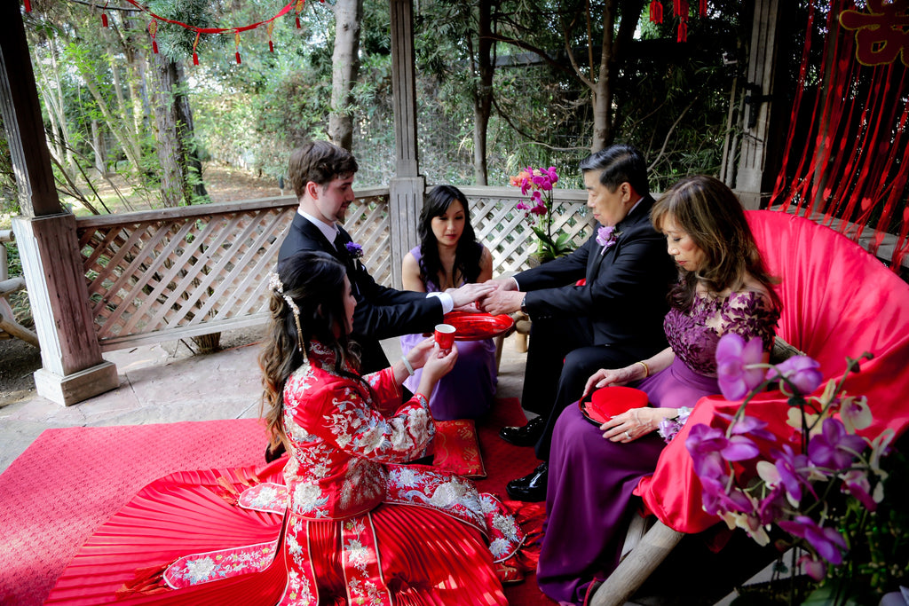 Tips for Planning a Chinese Wedding During a Pandemic