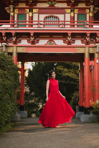 How to Choose the Best Qipao For Your Wedding