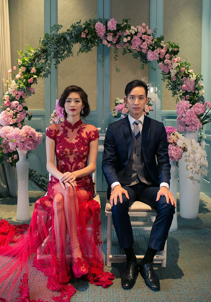 East-Meets-Dress-Qipao-Chinese-Wedding-Dress-Cheongsam