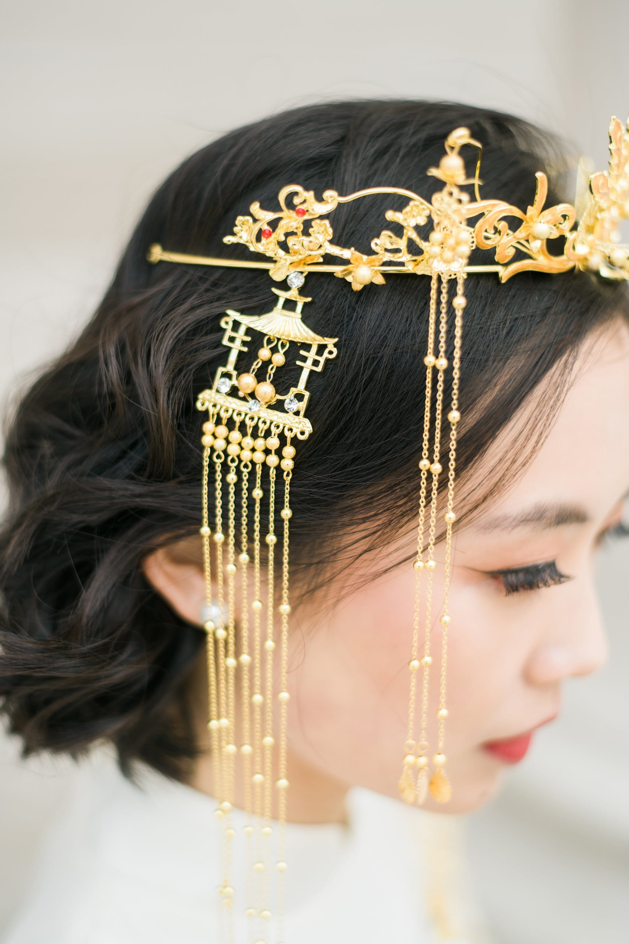 Empress Hairpiece - Accessories - East Meets Dress