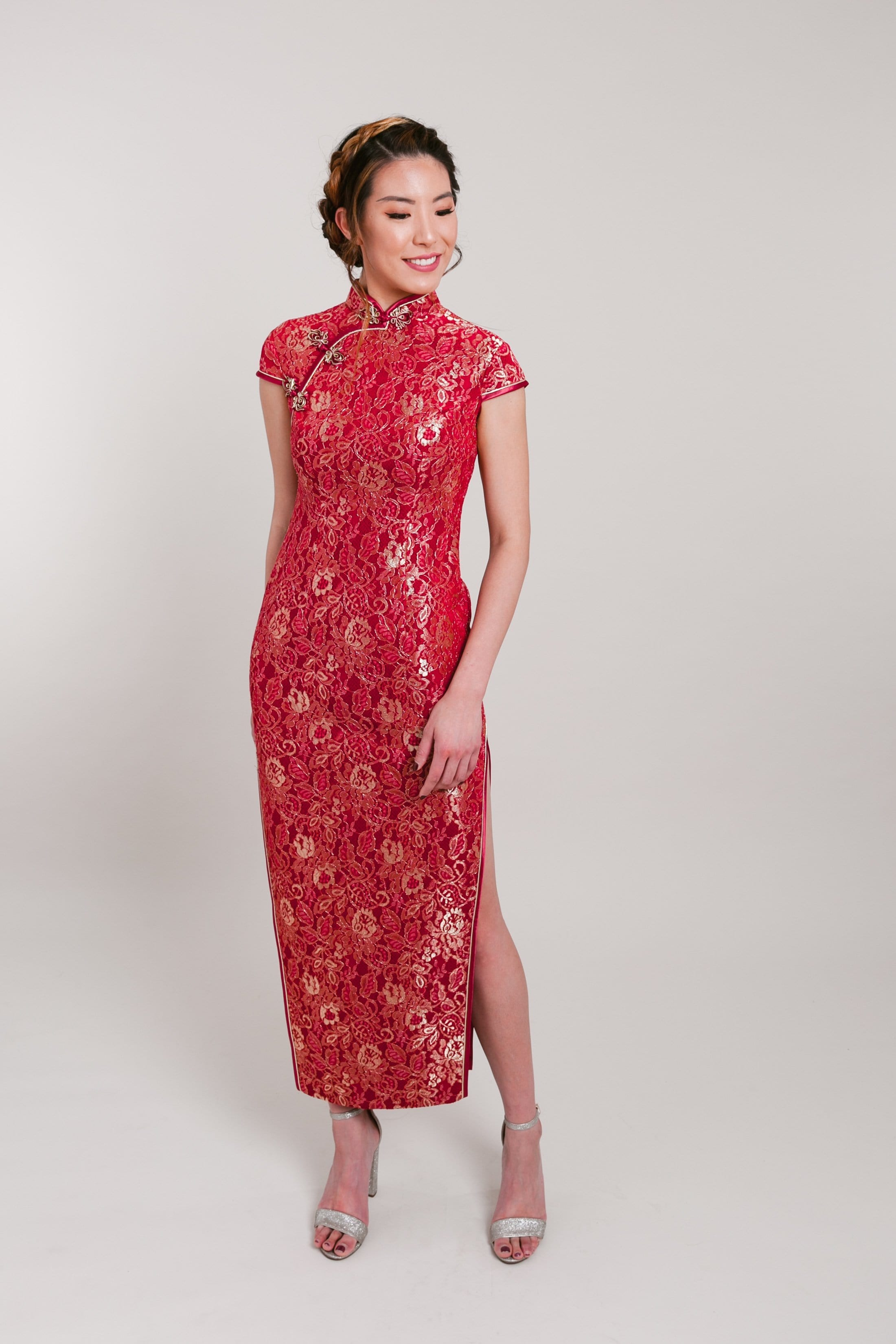 Melinda Dress - Cheongsam - East Meets Dress