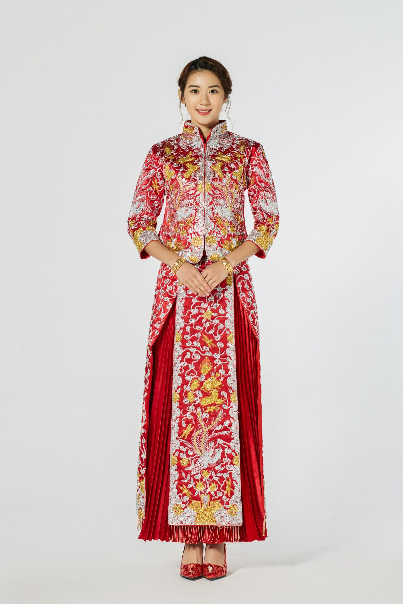 Catherine Dress - Qun Kwa - East Meets Dress
