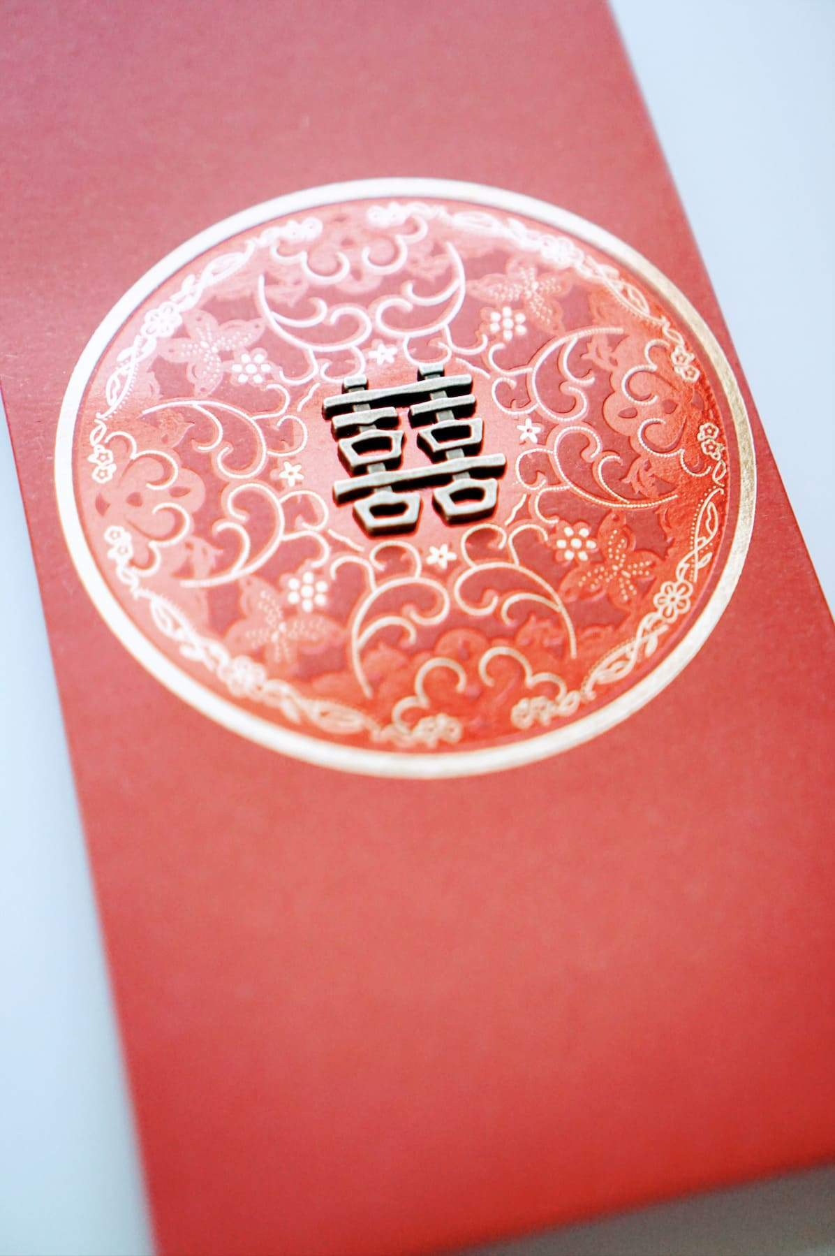 Embossed Red Envelopes [10]