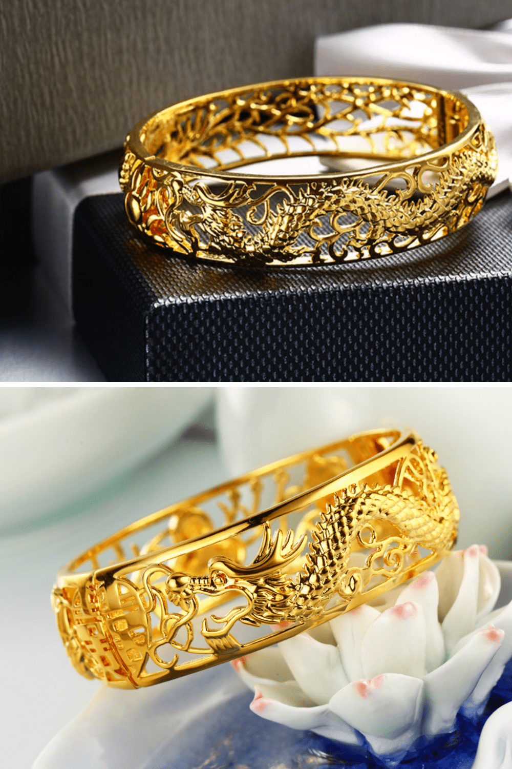 Fortune Bangle - Accessories - East Meets Dress