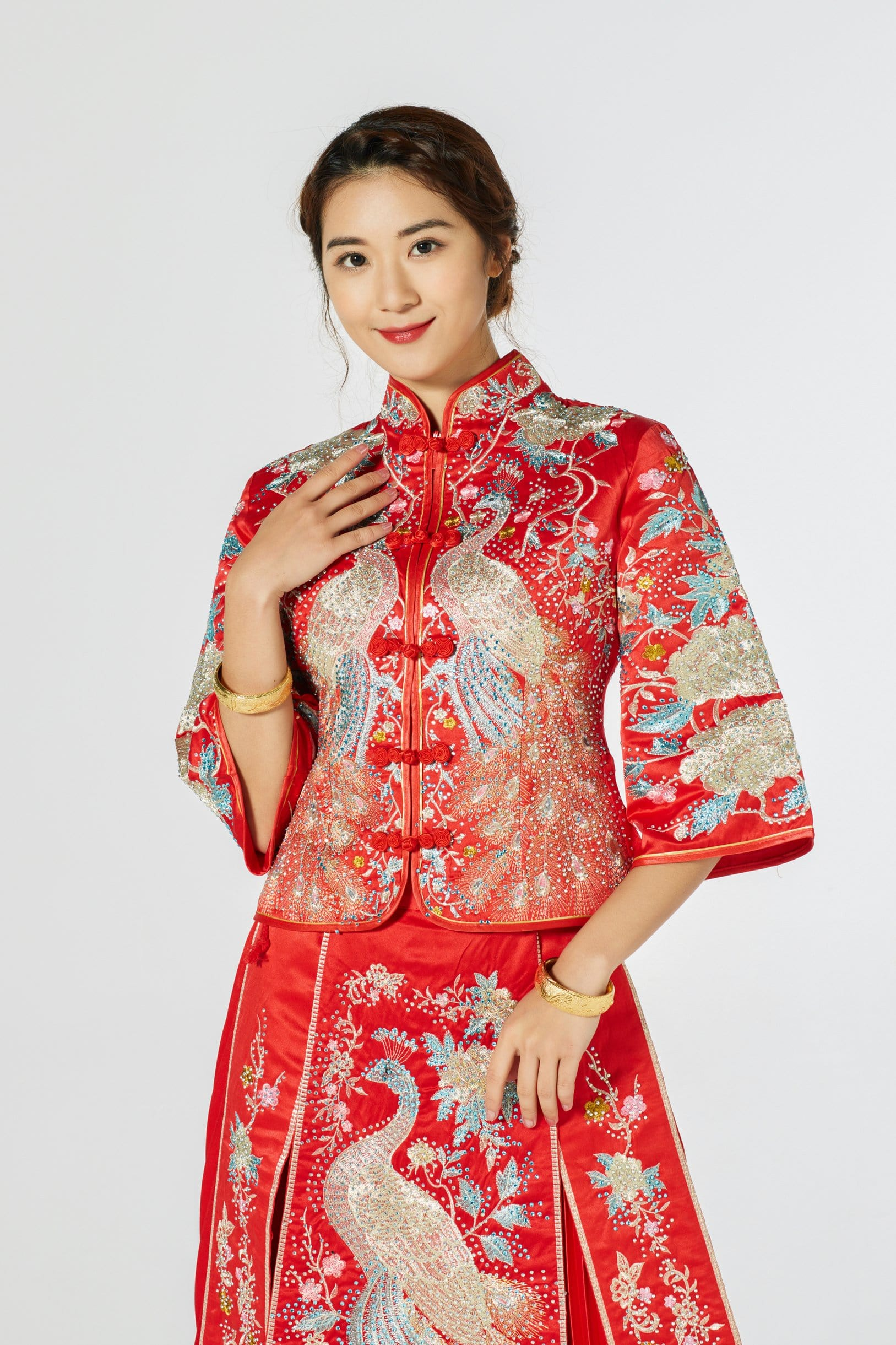 Victoria Dress - Qun Kwa - East Meets Dress