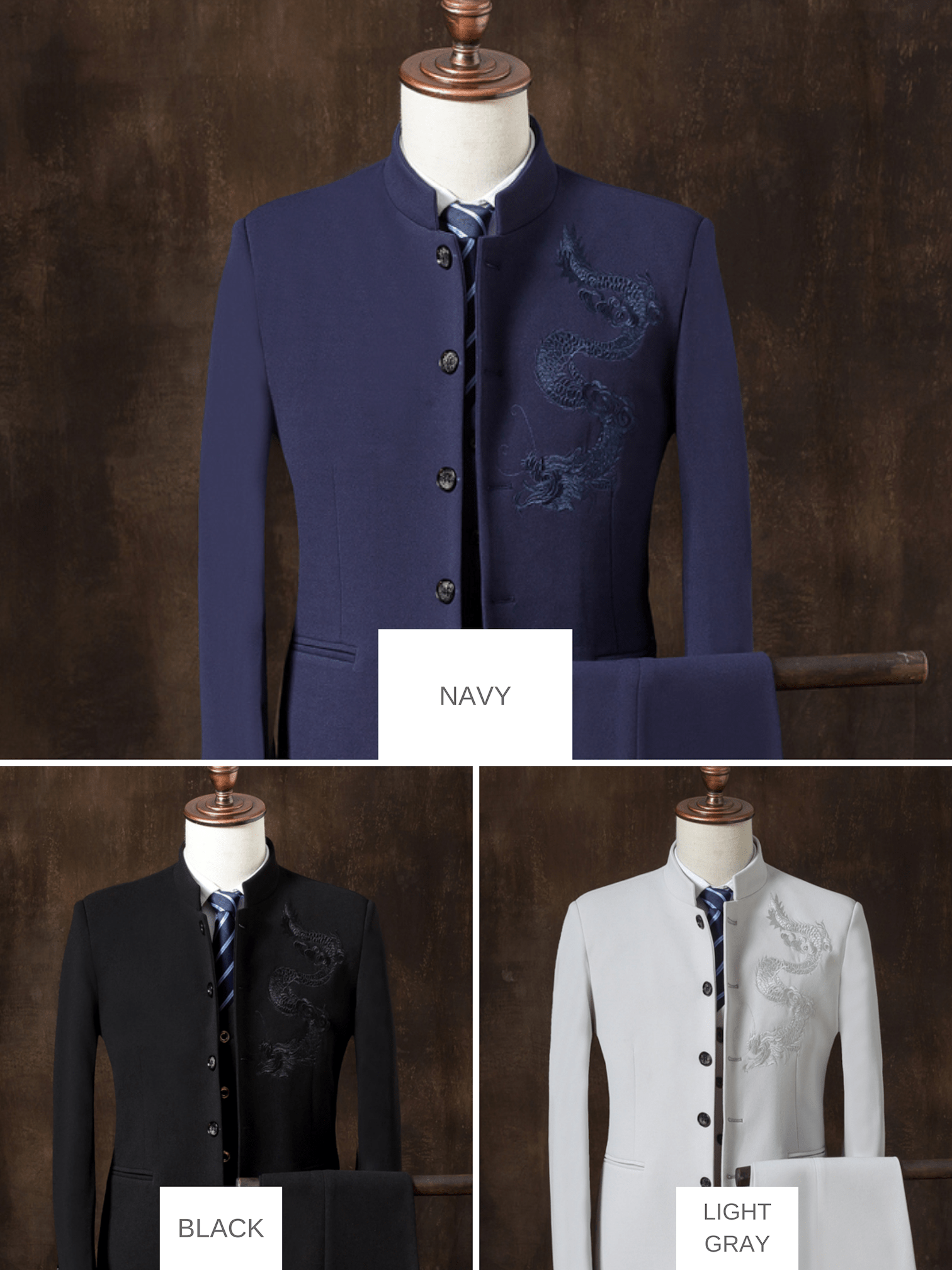Song Jacket - changshan - East Meets Dress