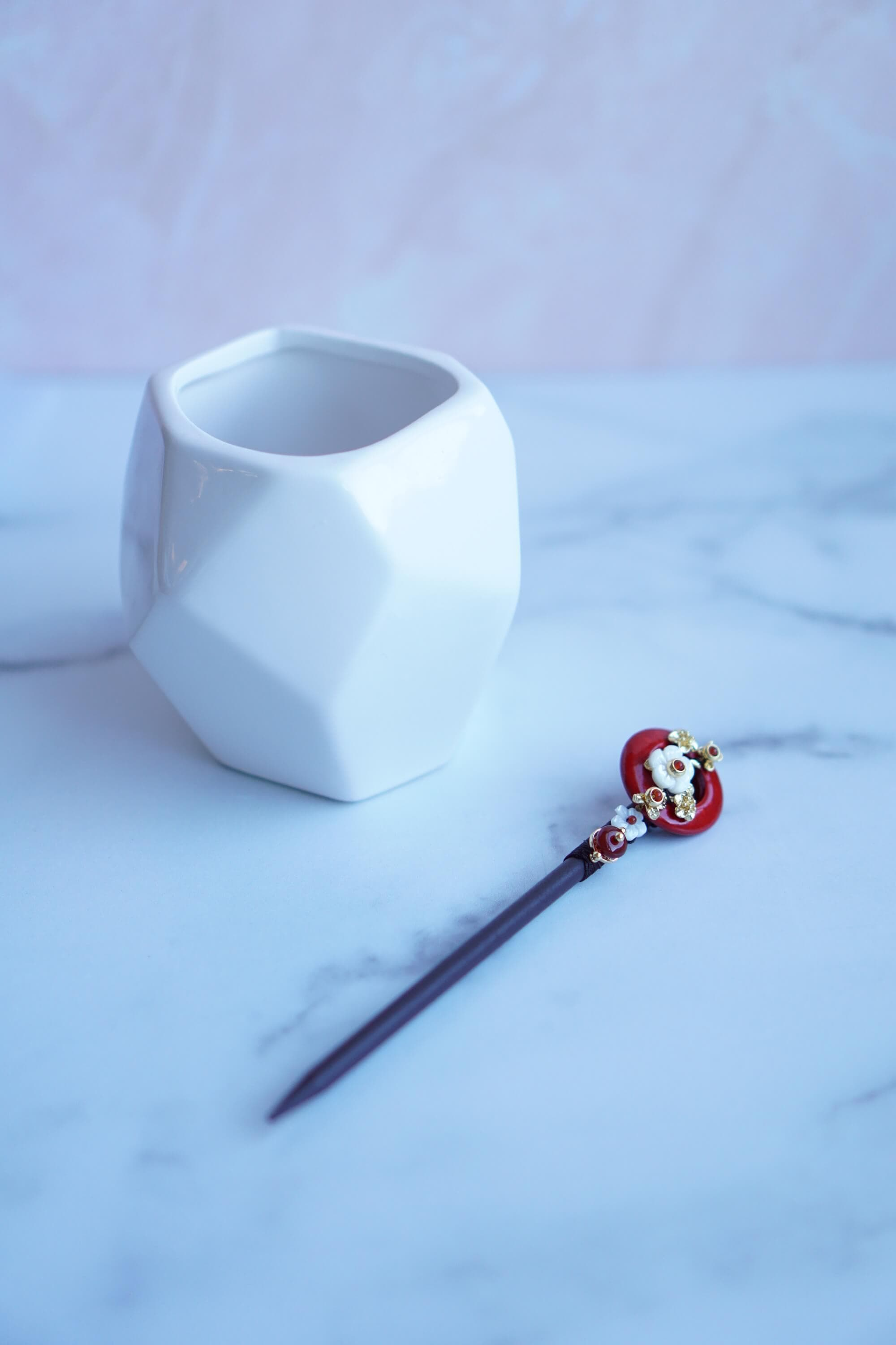 Retro Chinese Wedding Hairpin