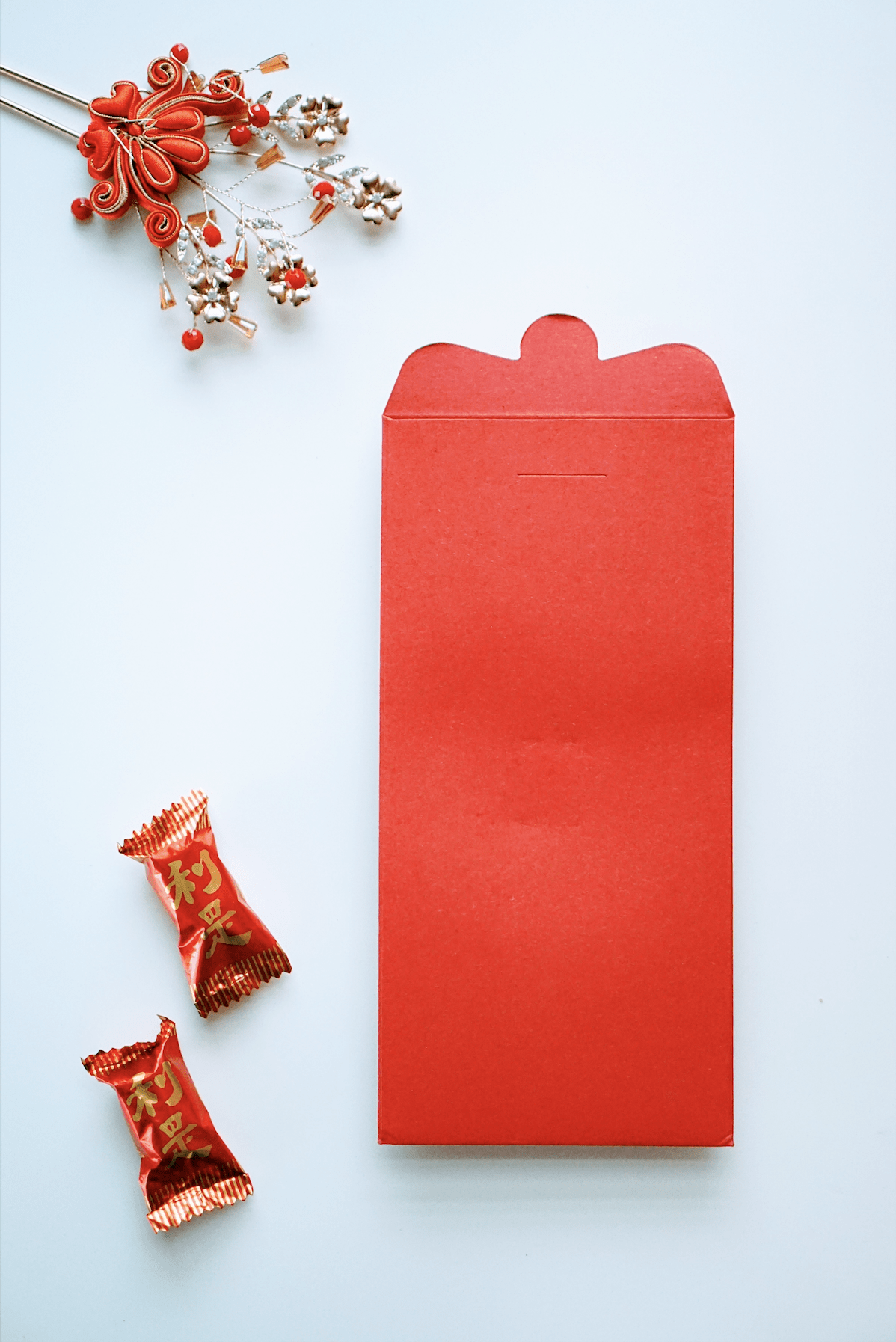 Embossed Red Envelopes [10] - Accessories - East Meets Dress