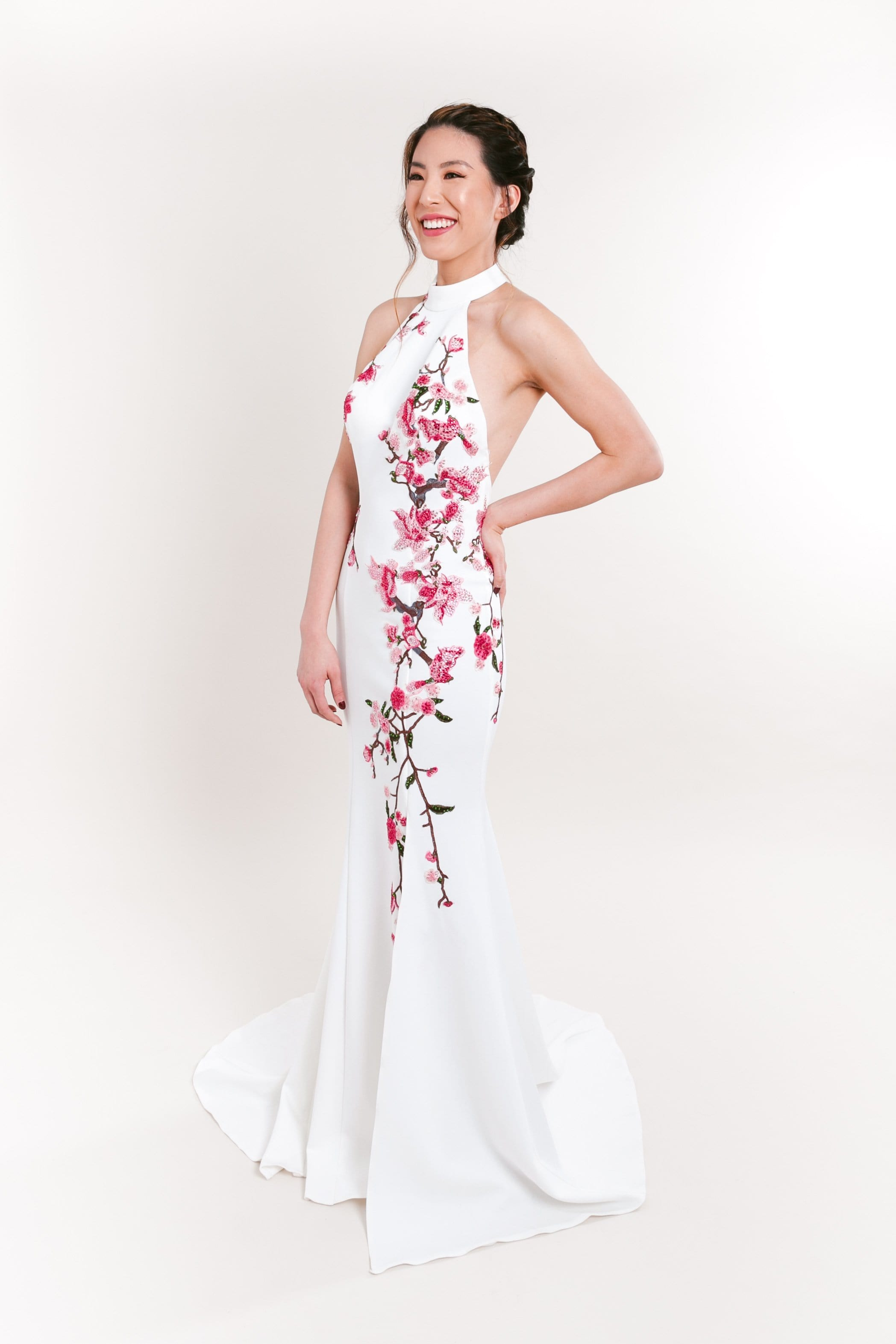 Celeste Dress - Cheongsam - East Meets Dress