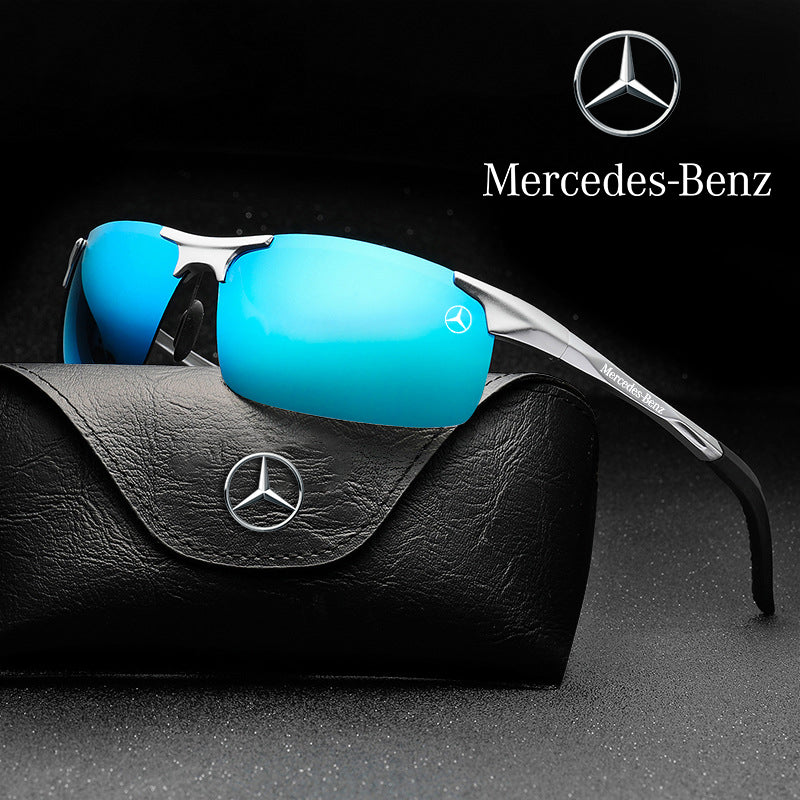c5acdbeca0 1st RANKING  LIMITED EDITION  BESTSELLING MERCEDES-BENZ MEN S DRIVING EYE  UV400 SUNGLASSES -
