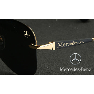 8a1cc6bc71 TOP 1 Ranking  LIMITED EDITION  BESTSELLING MERCEDES-BENZ MEN S DRIVING EYE  UV400 SUNGLASSES