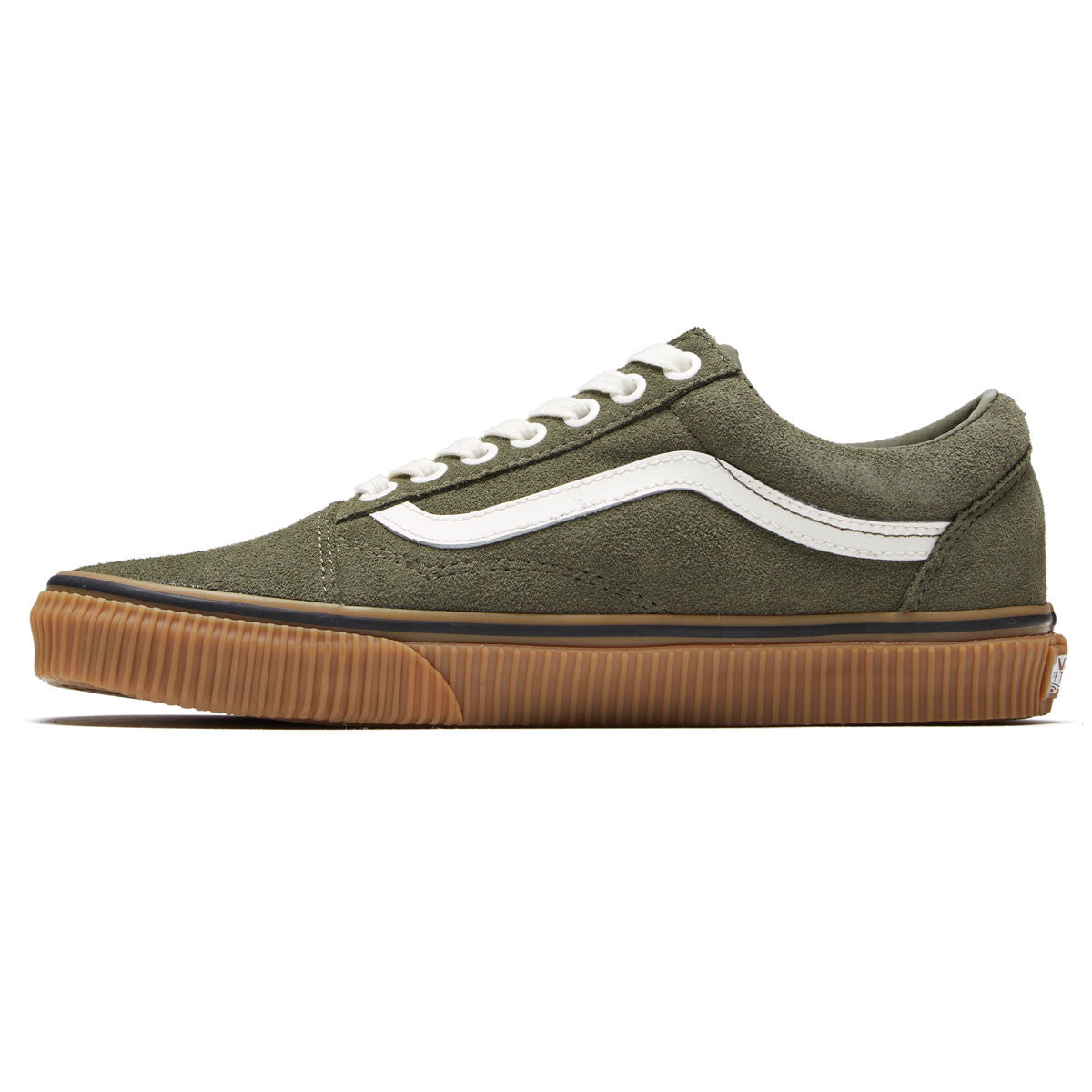 Vans Suede Old Skool (Olive   Gum) – Trilogy Merch PH 1f9002b84