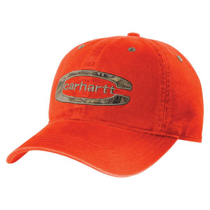 Carhartt Forced cap (Orange)