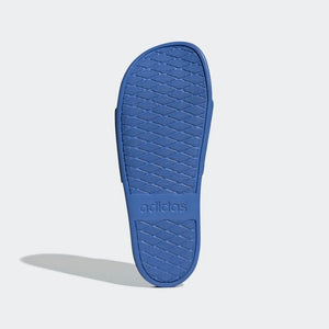 Adilette Cloudfoam Plus Mono Stripes (Blue)
