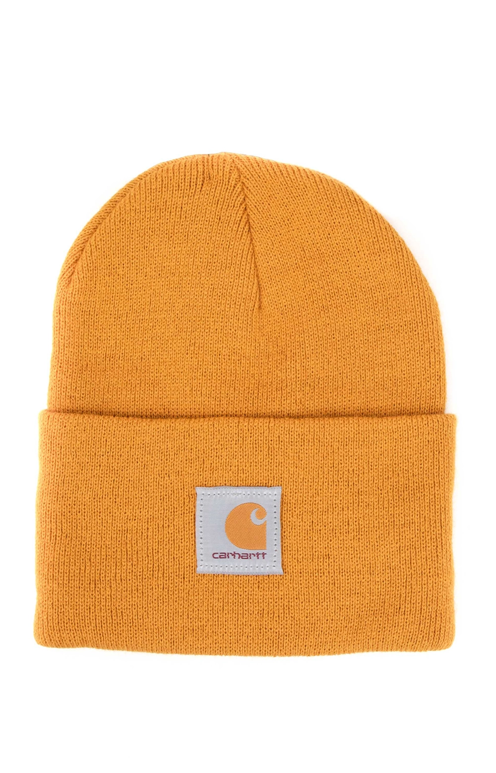 Carhartt Acrylic Watch Hat - Carhartt Gold
