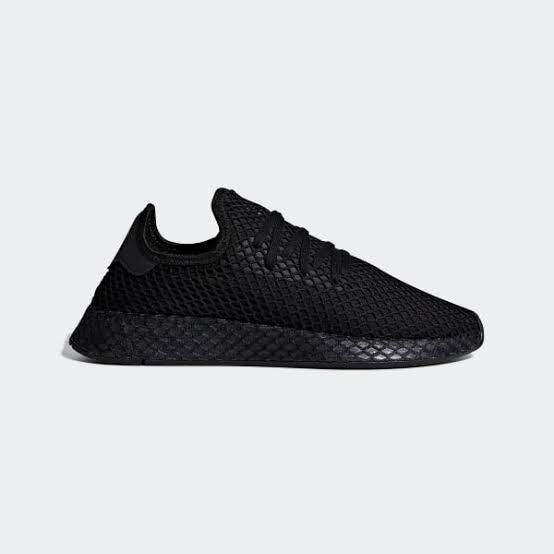 Adidas Deerupt Triple Black B41768